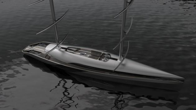 Cauta Super Sailing Yacht