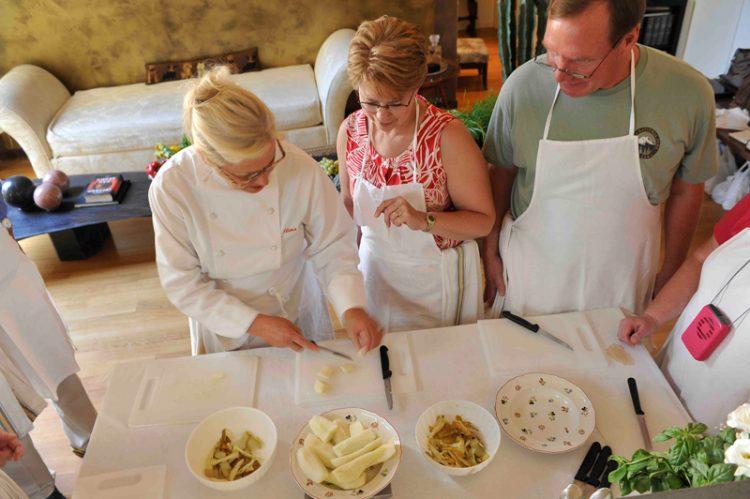 Cucina con Vista Cooking Classes