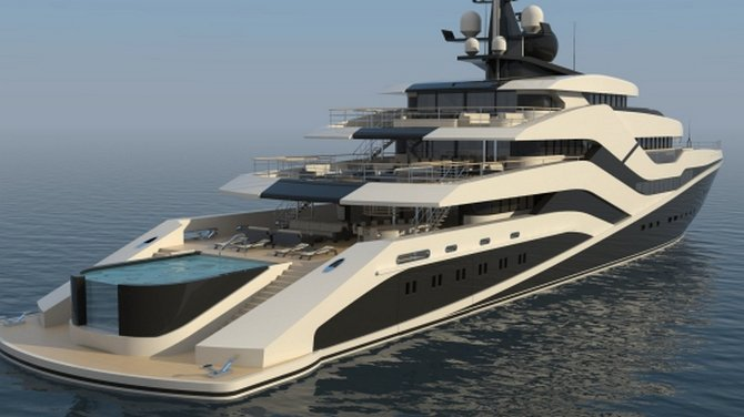 Incredible Yacht Designs By Naoyacht