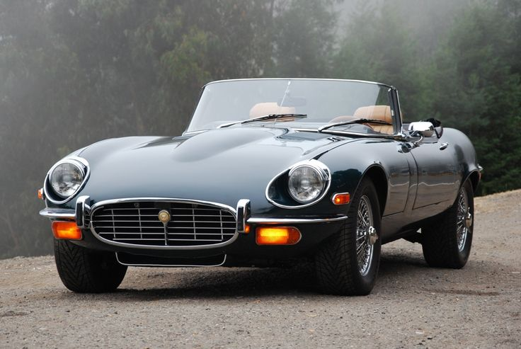 Jaguar E Type Best Car Ever