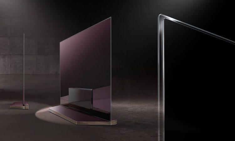 LG OLED65E6P Television