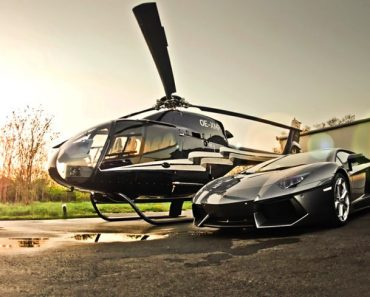 10 Luxurious Helicopters You Didn't Know Existed