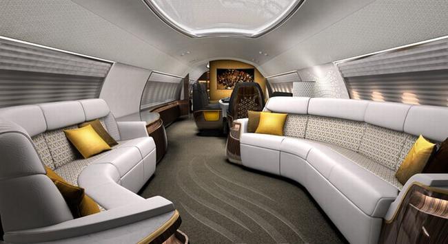 Luxury Plane