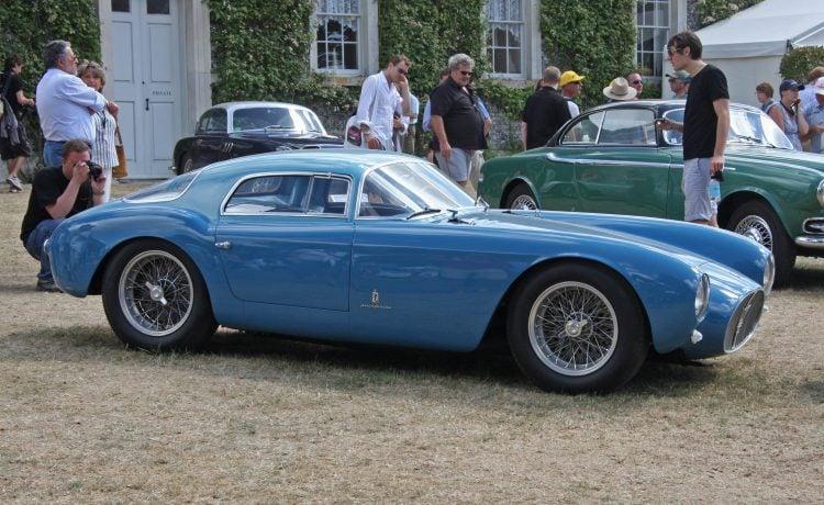Maserati model history