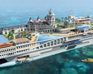 The Incredible Yacht Designs by NaoYacht
