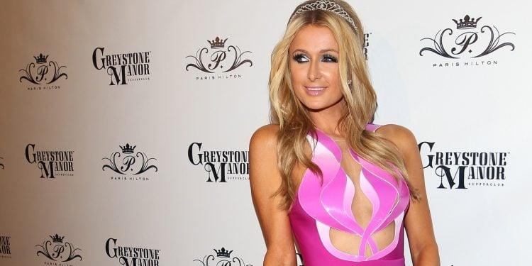 Paris Hilton's birthday bash at West Hollywood's Greystone Manor