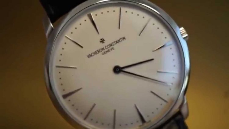 Patrimony Grand Taille Manual 40mm