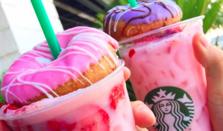 Pink Drink 2