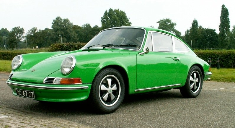 The History and Evolution of the Porsche 911
