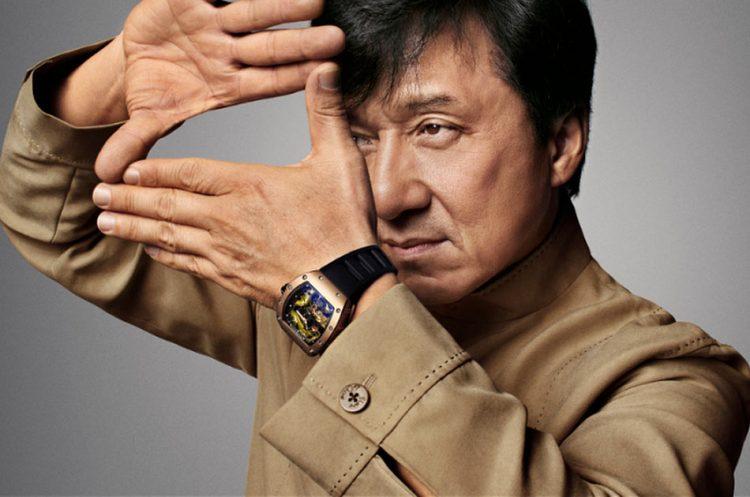 RM 057 Jackie Chan Tourbillon Dragon