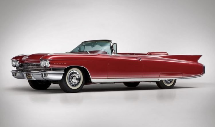 The Top 10 Cadillac Models Of All Time