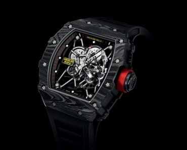 The 10 Finest Watches Designed by Richard Mille