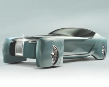 Taking a Detailed Look at the Rolls Royce 103EX Concept