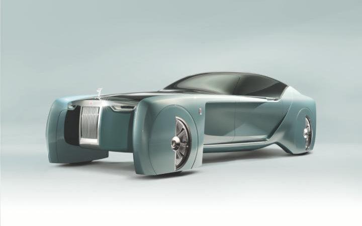 Rolls Royce 103EX Concept