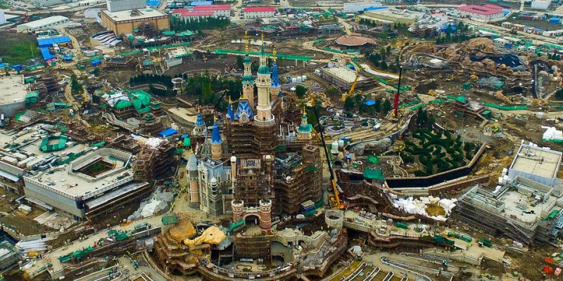 10 Incredible Innovations at the New Shanghai Disneyland
