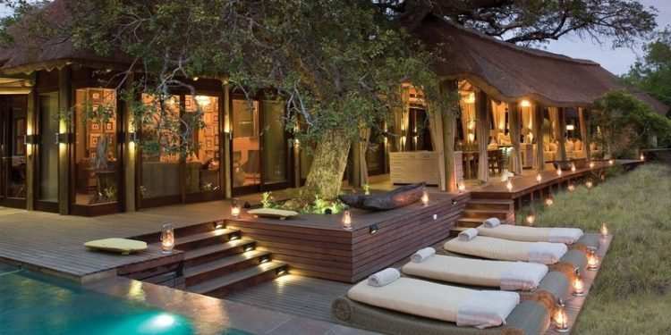The Top 5 Luxury Lodges In South Africa