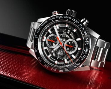 The Top 10 Tag Heuer Watches of All-Time