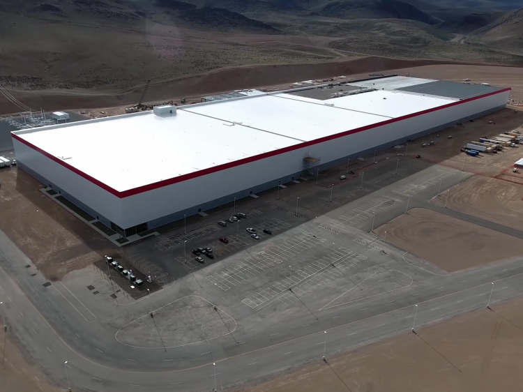 Tesla Factory Nevada