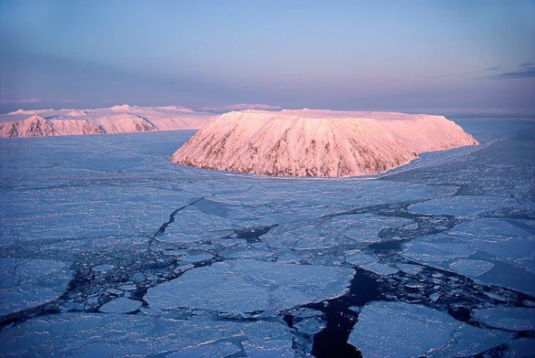 The Diomede Islands