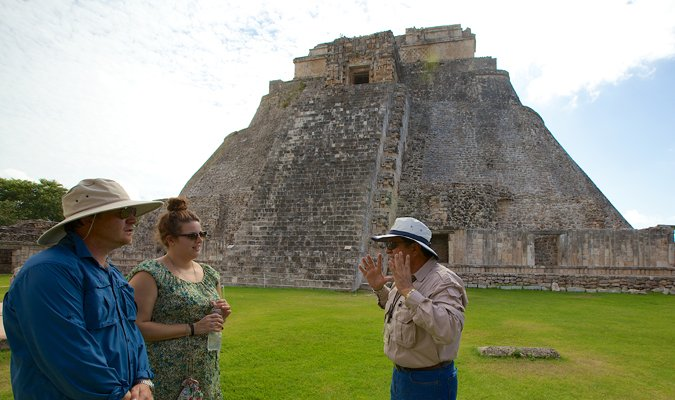 Ultimate Uxmal and Merida Air Expedition