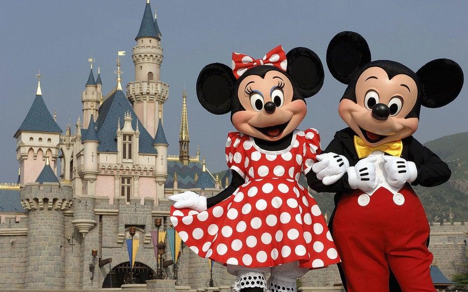 How Much Is Disney World Worth