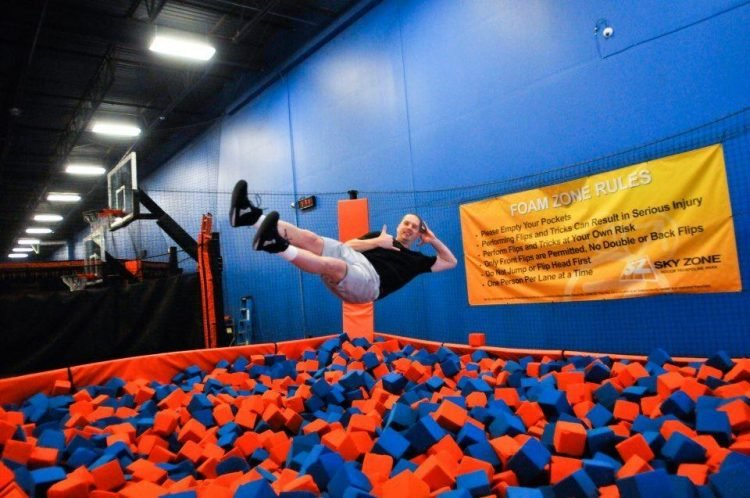 Sky Zone S Jeff Platt Creates Unlikely Trampoline Business