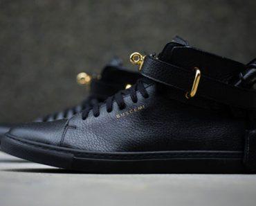 The Top 10 Luxury Sneaker Brands of 2016