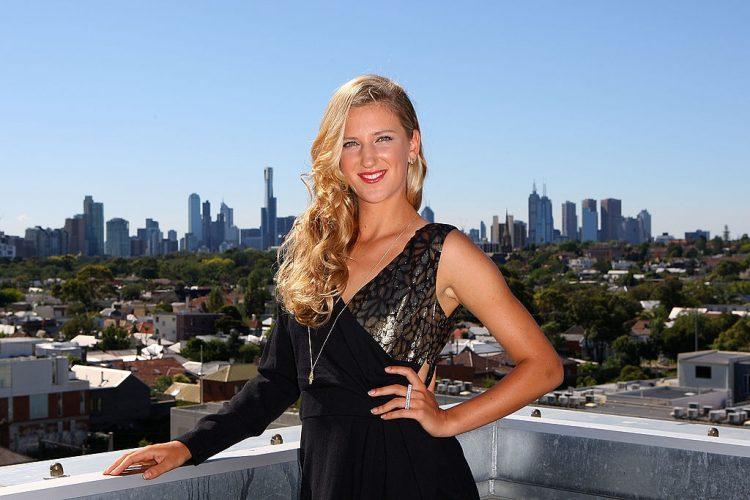 Dannii Minogue Styles Victoria Azarenka Ahead Of Australian Open