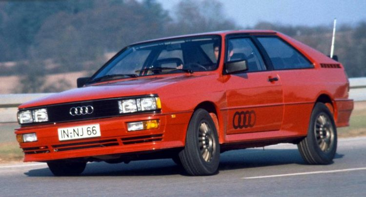 1980 Audi Quattro