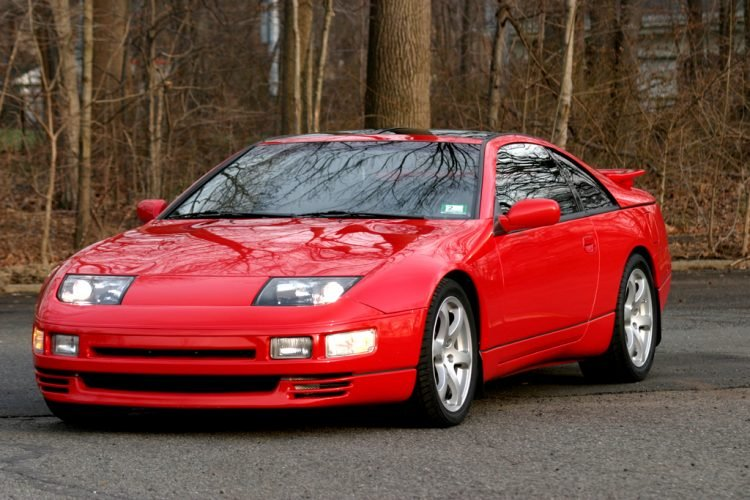 From 1990 To 1996 The Fourth Generation Of The Nissan Z Was Produced, And  It Had Sweeping Changes In Terms Of Style, Power And Performance.