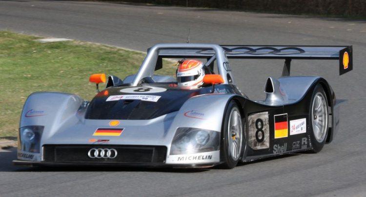 2000 R8 Le Mans Prototype
