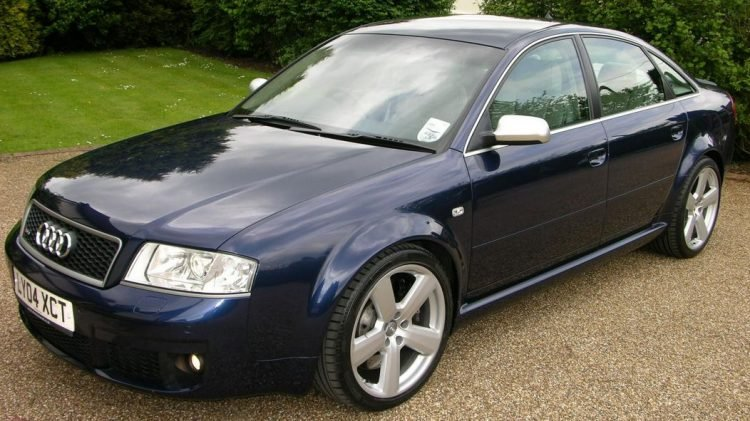 2002 C5 RS6