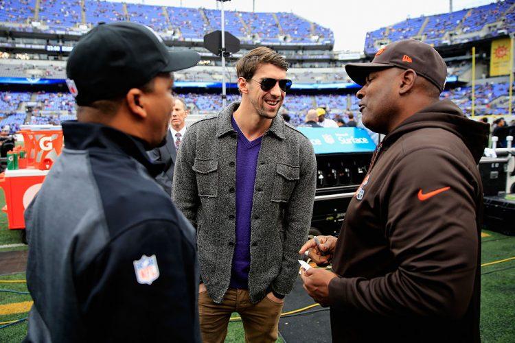 at M&T Bank Stadium on December 28, 2014 in Baltimore, Maryland.