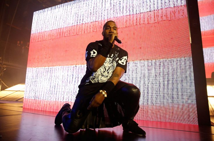 Samsung Galaxy Presents JAY Z and Kanye West At SXSW