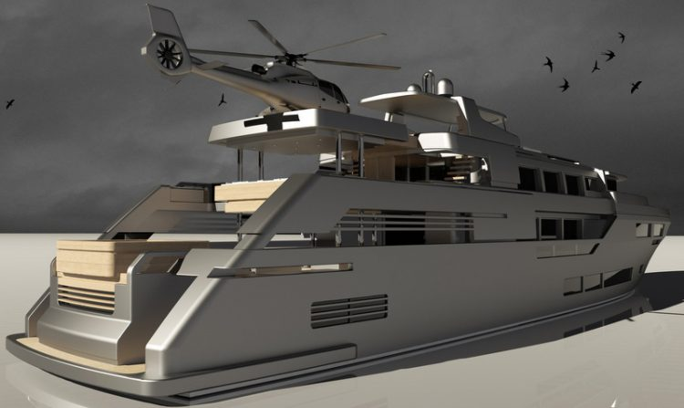 54m Superyacht Discovery