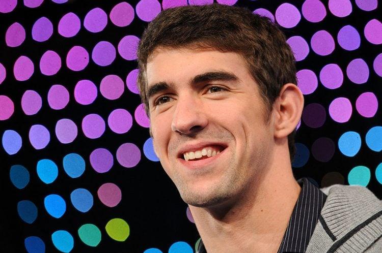 "MTV's ""TRL"" Presents Michael Phelps"