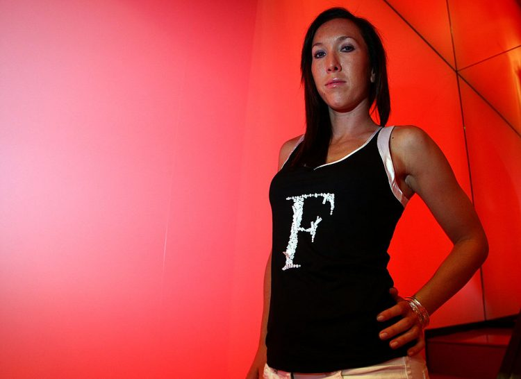Jelena Jankovic Takes Time Out In Rome