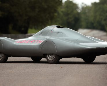The Legend of the 1960 Abarth Record Car