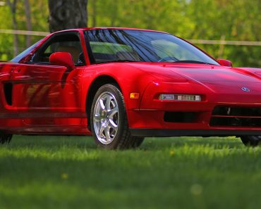 The History And Evolution of The Acura NSX