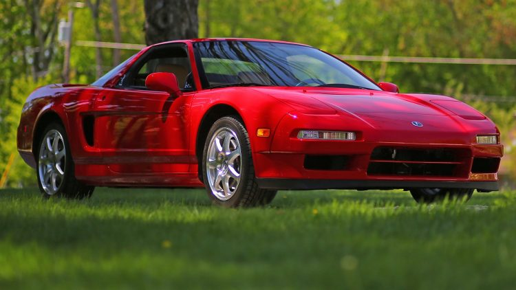 the history and evolution of the acura nsx rh moneyinc com