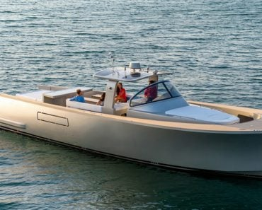 Alen Yacht:  Making a Name For Themselves