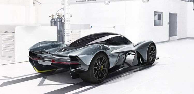Is the Aston Martin AM-RB-001 the Fastest Car Ever Built?
