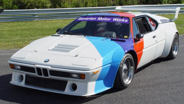 BMW M1 Group 4