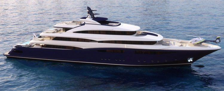 CRN 131 Superyacht 74m