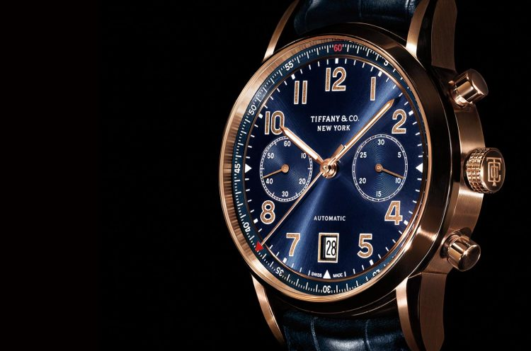 "f8019ef19f Tiffany & Co. recently unveiled their latest collection of wristwatches –  the ""CT60"" – in a move that aimed to revolutionize the company's global  position ..."