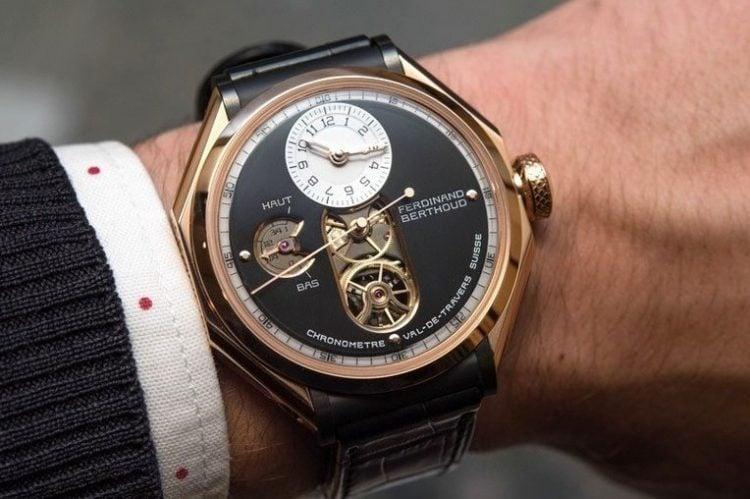 Chronomètre Ferdinand Berthoud