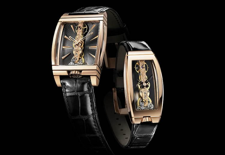 Corum Golden Bridge