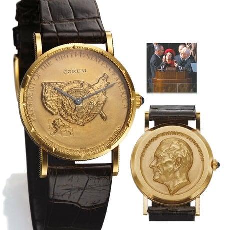 Corum Lyndon Johnson Inauguration Watch