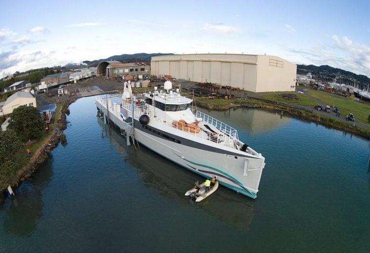 Damen UMBRA Support Yacht
