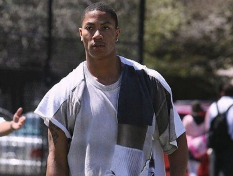 1e72fdd21 20 Facts You Didn't Know about Derrick Rose